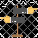Development Direction Icon
