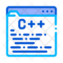 Coding Development Language Icon