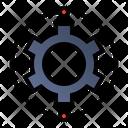 Development Process Settings Icon