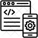 Development Process Web Icon