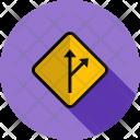 Deviation Sign Symbol Icon