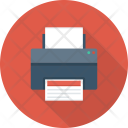 Device Document Print Icon