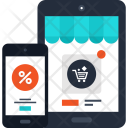 Device Online Store Icon