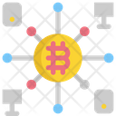 Digital Cryptocurrency Icon
