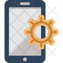 Device Maintenance Mobile Icon