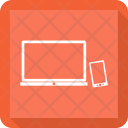 Laptop Device Mobile Icon