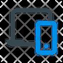 Smartphone Laptop Icon