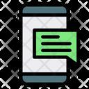 Device Message Smartphone Icon