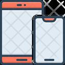 Device Mobiles Phone Icon