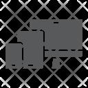 Responsive Design Computer Icon