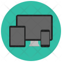 Multimedia Device Tablet Icon