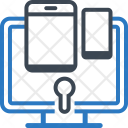 Device Protection Secure Icon