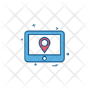 Device Map Location Icon