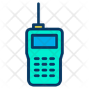 Walky Talky Communication Phone Icon