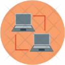 Device Laptop Connection Icon