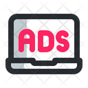 Device Ads Ads Advertising Icon