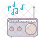Device Electronics Music Icon