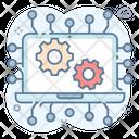 Device Machine Icon