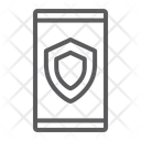 Device Security Data Icon