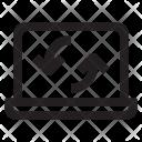 Device Syncronize Computer Icon