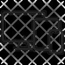 Devices Responsive Web Icon