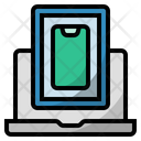 Devices Mobile Tablet Icon