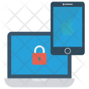 Devices Lock Protection Icon