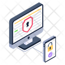 Devices Security Icon