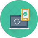 Devices Synchronization Icon