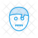 Devil Zombie Ghost Icon