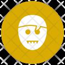 Devil Zombie Ghost Icon
