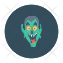 Devil Vampire Scull Icon