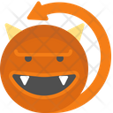 Devil Giant Happy Icon