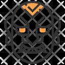 Devil Mask Hannya Icon
