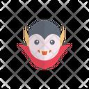 Devil Dracula Halloween Icon