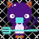 Devil Evil Demon Icon
