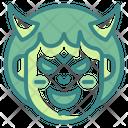 Devil Emoji Emoticons Icon