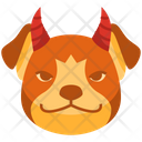 Devil Emoji Emoticon Icon