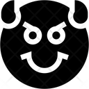 Devil Emoji Emotion Icon