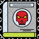 Devil Book Icon