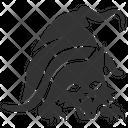 Devil Cat Satan Cat Cat Icon