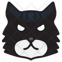 Devil Cat Icon