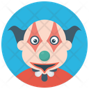 Devil Clown Scary Clown Character Clown Icon