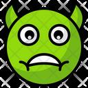 Devil Emoji Icon