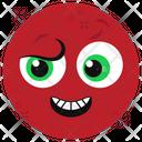 Emoticon Devil Emoji Devil Face Icon