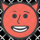 Devil Face Icon