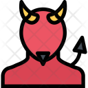 Devil Myth Legend Icon