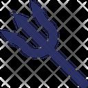 Devil Trident Icon