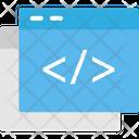 Devops Development Code Icon