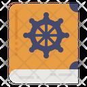 Dhamma Book Icon